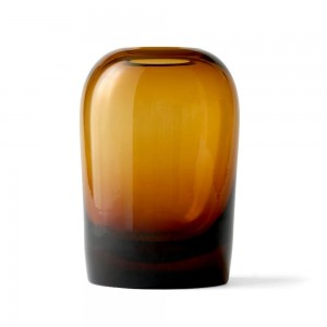 Wazon Troll Vase XL, Amber - Menu