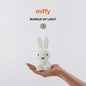Lampka Miffy Bundle of Light - Mr Maria