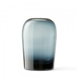 Wazon Troll Vase XL, Midnight Blue - Menu