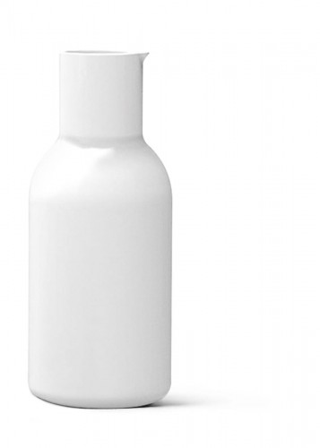 2022630 - Dzbanek New Norm Bottle, White, 1 l - Menu